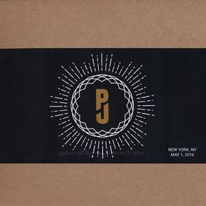 パールジャム Pearl Jam - North American Tour: New York City, NY 05/01/2016 (CD) musique69