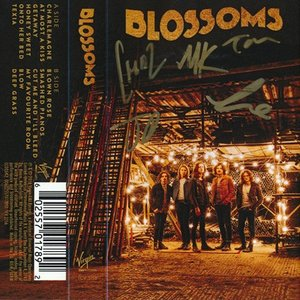 ブロッサムズ Blossoms - Blossoms: Exclusive Autographed Edition Cassette|musique69