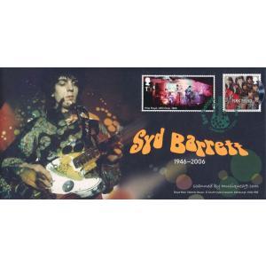 シドバレット Syd Barrett - Pink Floyd Syd Barrett Souvenir Cover (goods)|musique69