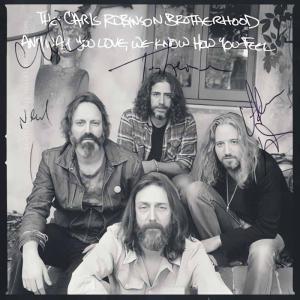 クリスロビンソン The Chris Robinson Brotherhood - Anyway You Love, We Know How You Feel: Exclusive Autographed Edition (CD)|musique69