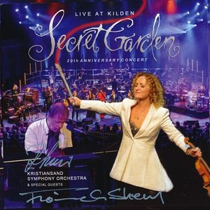 シークレットガーデン Secret Garden - Live at Kilden - 20th Anniversary Concert: Exclusive Autographed Edition (CD)|musique69