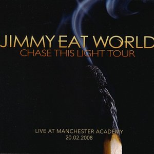 ジミーイートワールド Jimmy Eat World - Chase This Light World Tour: Manchester 2008 Limited Edition Reissue (CD)