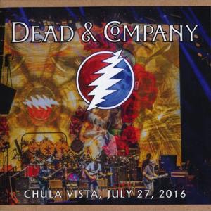 ジョンメイヤー John Mayer (Dead & Company) - Summer Tour: Chula Vista, CA 07/27/2016 (CD)|musique69