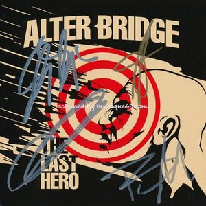 アルターブリッジ Alter Bridge - Last Hero: Exclusive Autographed Edition (CD)|musique69