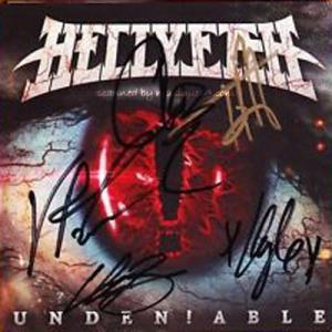 ヘルイェー HELLYEAH - Undeniable: Exclusive Autographed Edition (CD)|musique69