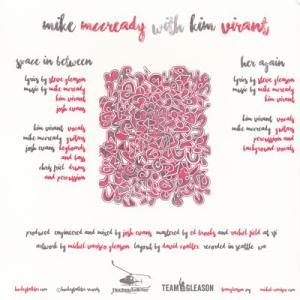 マイクマクレディー Mike McCready feat. Kim Virant - Gleason: Blue Coloured Edition (vinyl)|musique69|02