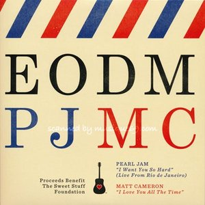 パールジャム Pearl Jam/ Matt Cameron - I Want You So Hard/ I Love You All the Time: Exclusive Edition (vinyl)|musique69