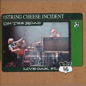 ストリングチーズインシデント String Cheese Incident - The Complete Suwannee Hulaween: Live Oak, FL 10/2016 (CD)|musique69