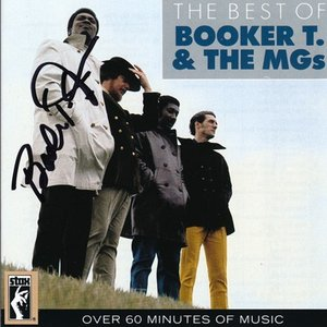 ブッカーT Booker T. & The M.G.'s - The Best of Booker T. & The MGs: Exclusive Autographed Edition (CD) musique69