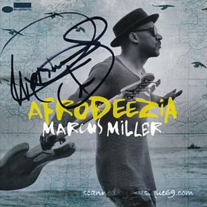 マーカスミラー Marcus Miller - Afrodeezia: Exclusive Autographed Edition (CD)|musique69