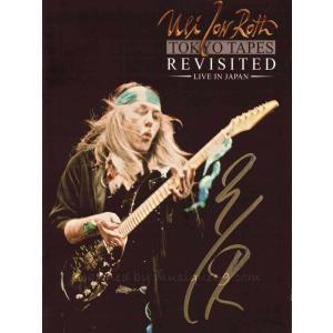 ウリジョンロート Uli Jon Roth - Tokyo Tapes Revisited (Live in Japan): Exclusive Autographed Edition (DVD/CD)|musique69