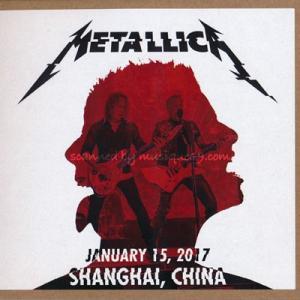 メタリカ Metallica - Shanghai, China 01/15/2017 (CD) musique69