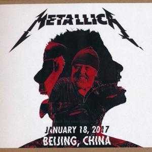 メタリカ Metallica - Beijing, China 01/18/2017 (CD) musique69