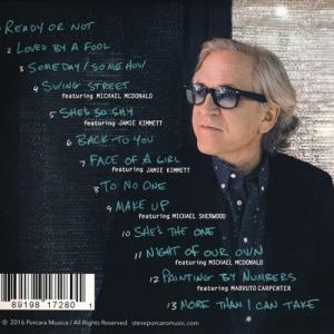 スティーヴポーカロ Steve Porcaro - Someday/ Somehow (CD)|musique69|02