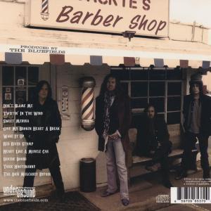 ダンベアード Dan Baird (The Bluefields) - Ramshackle (CD)|musique69|02