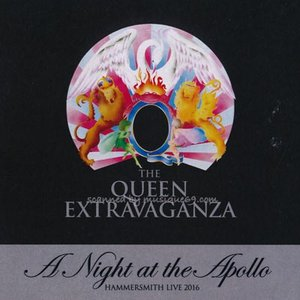 クイーン Queen (The Queen Extravaganza) - A Night at the Apollo (CD)|musique69