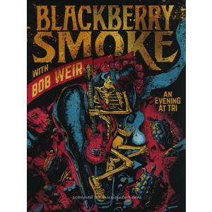 ブラックベリースモーク Blackberry Smoke w/ Bob Weir - An Evening at TRI (DVD)|musique69