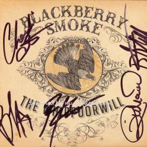 ブラックベリースモーク Blackberry Smoke - The Whippoorwill: Exclusive Autographed Edition (CD)|musique69
