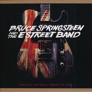 ブルーススプリングスティーン Bruce Springsteen & The E Street Band - Summer '17 Tour: Adelaide, Australia 01/30/2017 (CD)|musique69