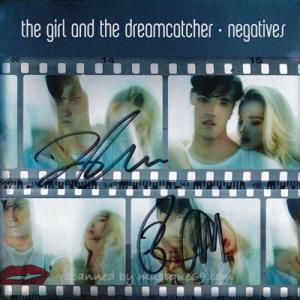 ガール&ドリームキャッチャー The Girl and The Dreamcatcher - Negatives Ep: Exclusive Autographed Edition (CD) musique69