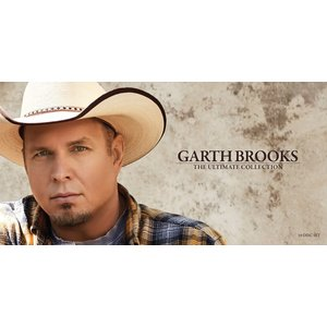 ガースブルックス Garth Brooks - The Ultimate Collection (CD)|musique69