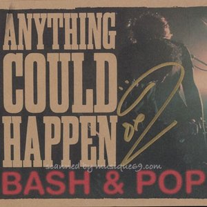 トミースティンソン Tommy Stinson (Bash & Pop) - Anything Could Happen: Exclusive Autographed Edition (CD)|musique69