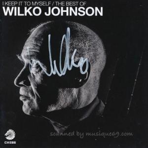 ウィルコジョンソン Wilko Johnson - I Keep It to Myself: Exclusive Autographed Edition (CD)|musique69