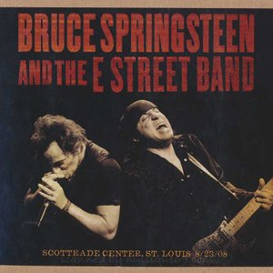 ブルーススプリングスティーン Bruce Springsteen & The E Street Band - Scottrade Center, St. Louis 8/23/08 (CD)|musique69