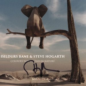 マリリオン Marillion (Isildurs Bane & Steve Hogarth) - Colours Not Found in Nature: Exclusive Autographed Edition (CD)|musique69