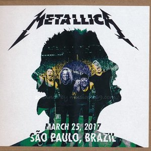 メタリカ Metallica - Sao Paulo, Brazil 03/25/2017 (CD) musique69