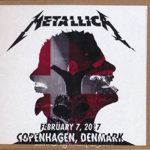 メタリカ Metallica - Copenhagen, Denmark 07/02/2017 (CD)|musique69