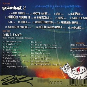 マイクケネリー Mike Keneally - Scambot 2: Exclusive Autographed Edition (CD)|musique69