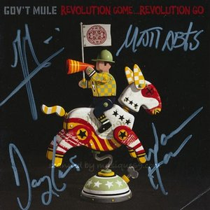 ガヴァメントミュール Gov't Mule - Revolution Come... Revolution Go: Deluxe Edition Exclusive Autographed Version (CD)|musique69