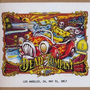 ジョンメイヤー John Mayer (Dead & Company) - Summer Tour: Los Angeles, CA 05/31/2017 (CD) musique69