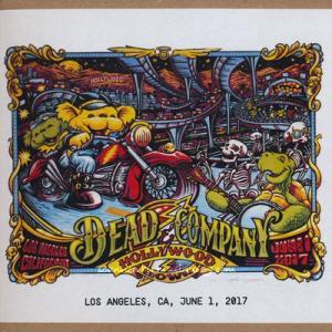ジョンメイヤー John Mayer (Dead & Company) - Summer Tour: Los Angeles, CA 06/01/2017 (CD)|musique69