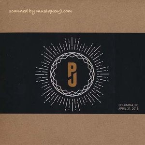 パールジャム Pearl Jam - North American Tour: Columbia, SC 04/21/2016 (CD)|musique69