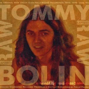 トミーボーリン Tommy Bolin - Captured Raw, Jams Volume 1 (CD)|musique69