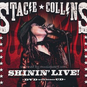 ステイシーコリンズ Stacie Collins & the Al-Mighty 3 - The Shinin' Live! (DVD/CD)|musique69