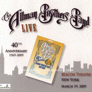 エリッククラプトン Eric Clapton (Allman Brothers Band) - Live (40th Anniversary Tour 1969-2009): Beacon Theatre, NYC 03/19/2009 Reissue (CD)|musique69