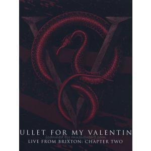 ブレットフォーマイヴァレンタイン Bullet for My Valentine - Live from Brixton: Chapter Two (Blu-Ray)|musique69