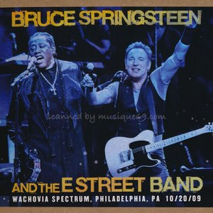 ブルーススプリングスティーン Bruce Springsteen & The E Street Band - Wachovia Spectrum, Philadelphia, PA 10/20/2009 (CD)|musique69