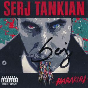 システムオブアダウン System of a Down (Serj Tankian) - Harakiri: Exclusive Autographed Edition (CD)|musique69