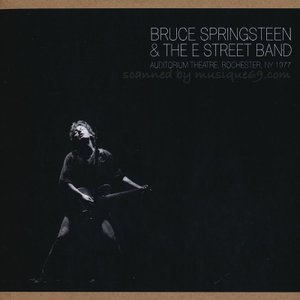 ブルーススプリングスティーン Bruce Springsteen & The E Street Band - Auditorium Theatre, Rochester, NY 1977 (CD)|musique69