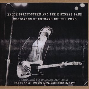 ブルーススプリングスティーン Bruce Springsteen & The E Street Band - The Summit, Houston, TX December 8, 1978 (CD)|musique69