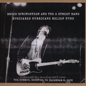 ブルーススプリングスティーン Bruce Springsteen & The E Street Band - The Summit, Houston, TX December 8, 1978 (CD)|musique69