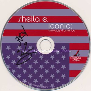 シーラ E. Sheila E. - Iconic: Exclusive Autographed Edition (CD)|musique69