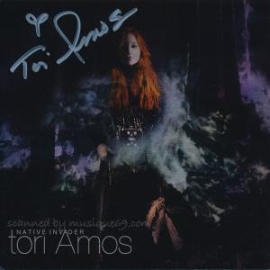 トーリエイモス Tori Amos - Native Invader Deluxe Edition: Exclusive Autographed Version (CD)|musique69