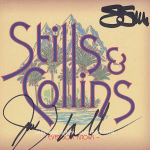 スティーヴンスティルス Stephen Stills & Judy Collins - Everybody Knows: Exclusive Autographed Edition (CD)|musique69