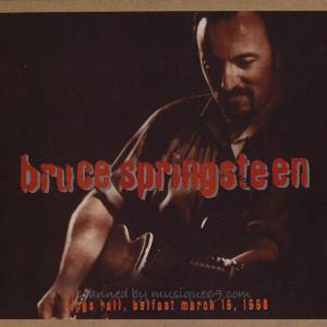 ブルーススプリングスティーン Bruce Springsteen - Kings's Hall, Belfast March 19, 1996 (CD)|musique69