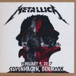 メタリカ Metallica - Copenhagen, Denmark 09/02/2017 (CD)|musique69